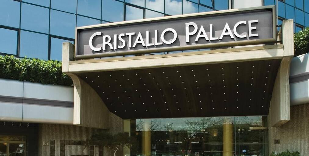 cristallo palace