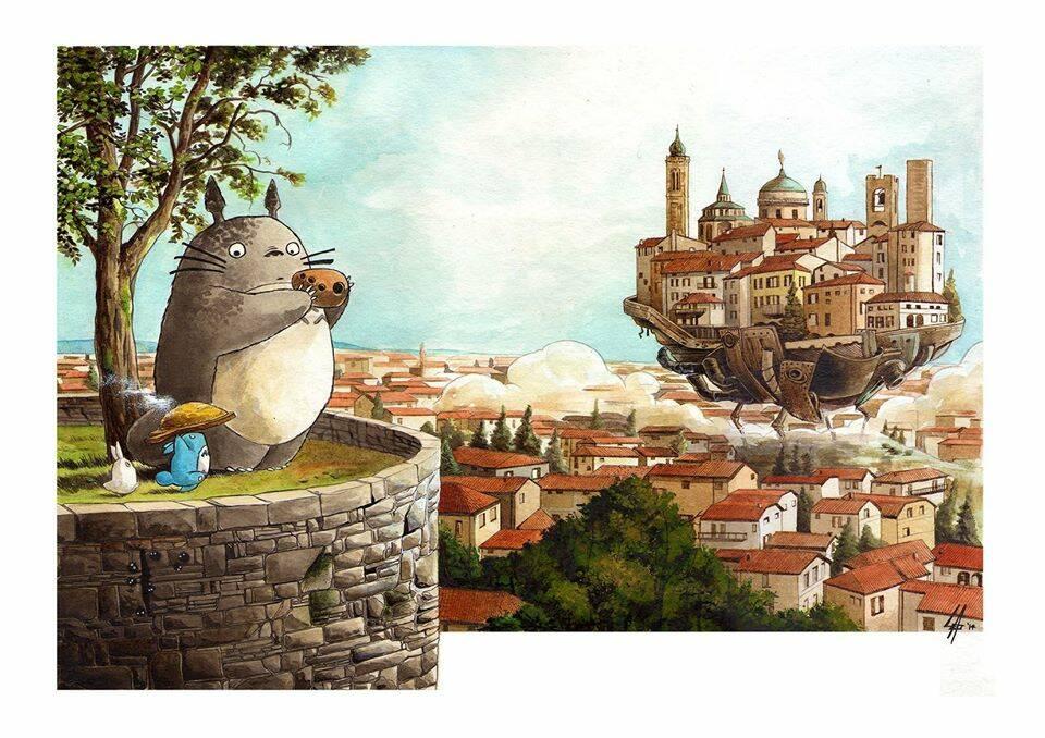 Illustrazione di Alberto Locatelli