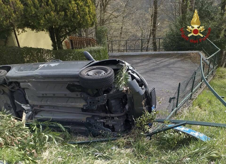 Incidente bracca