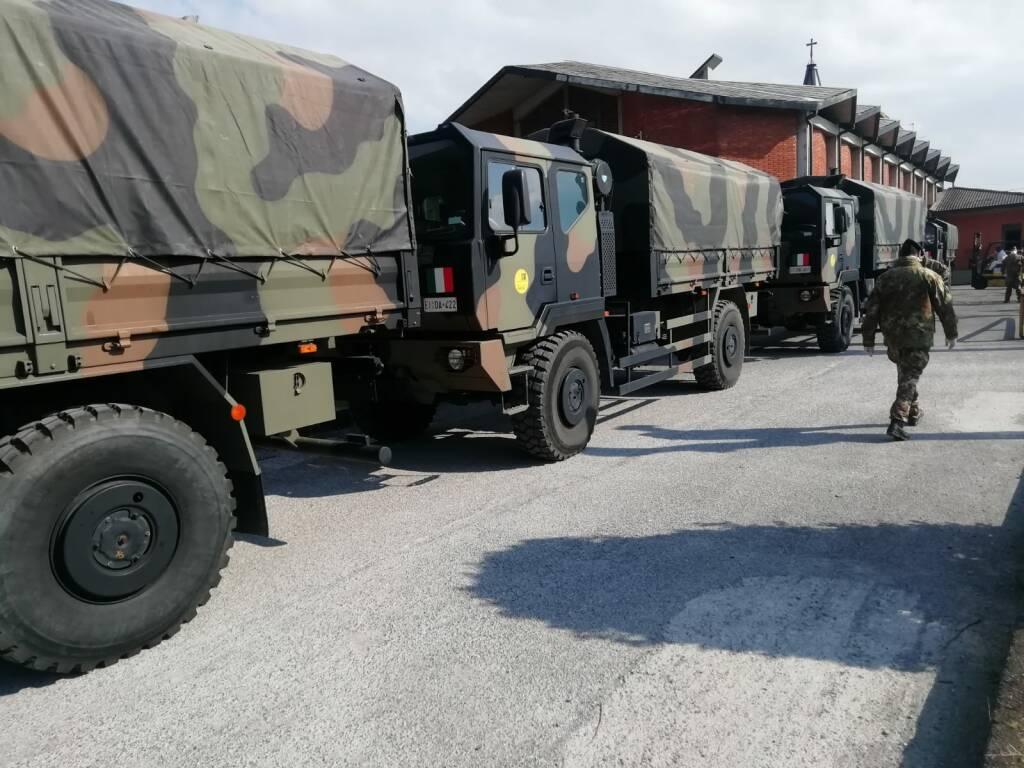 L'Esercito a Seriate
