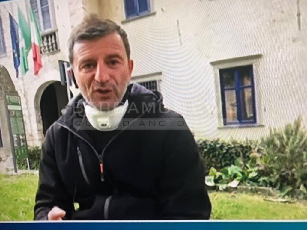Luzzana sindaco Ivan Beluzzi