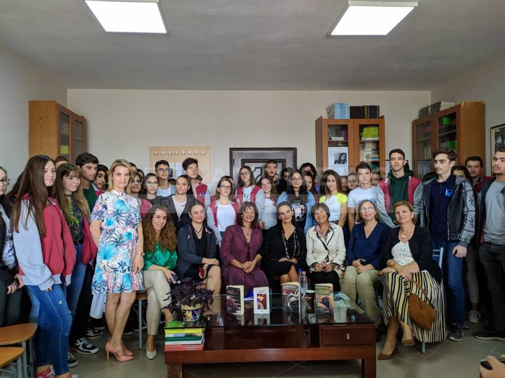 mariacristina lovat e albanesi