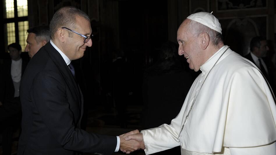maurizio luraghi notaio papa francesco