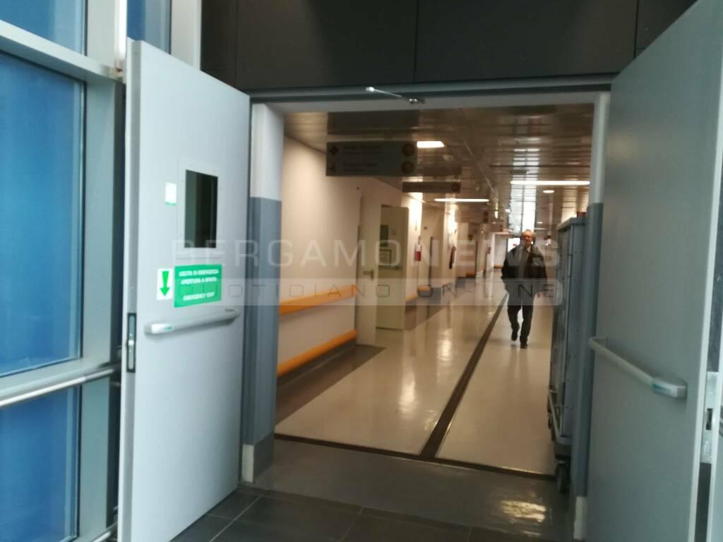 Ospedale Papa Giovanni medico dottore