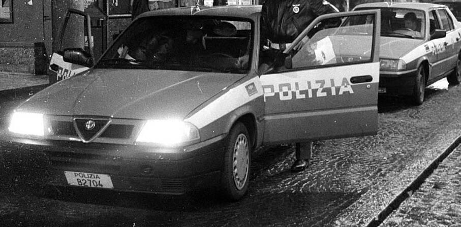 Remigio Madotto polizia