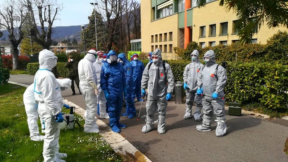russi alzano coronavirus