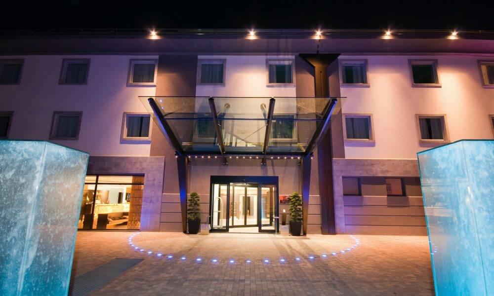 Winter Garden Hotel di Grassobbio