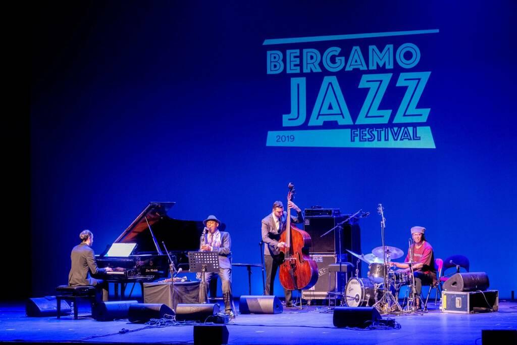 Archie Shepp Quartet (foto Gianfranco Rota)