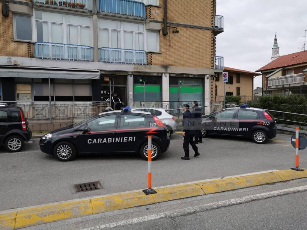 carabinieri mozzi spaccio di droga