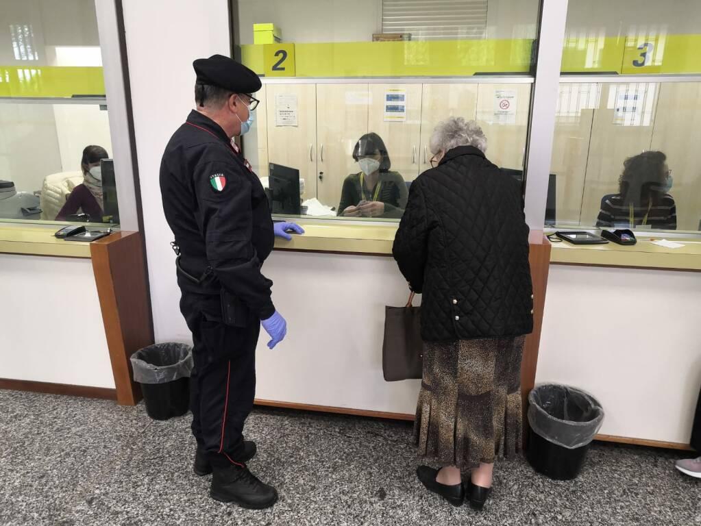 carabinieri posta
