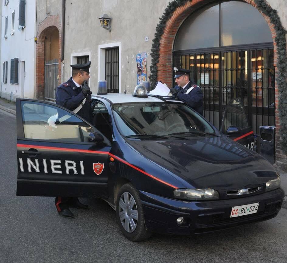 carabinieri pumenengo