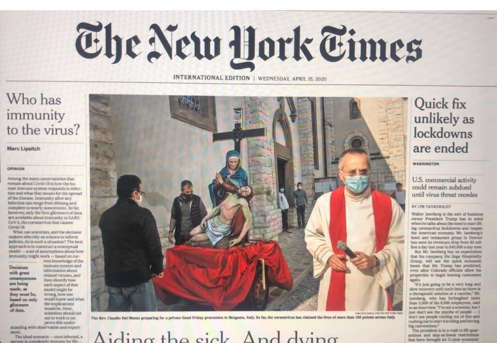 don claudio del monte new york times