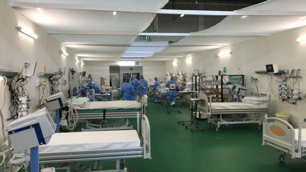 emergency ospedale da campo