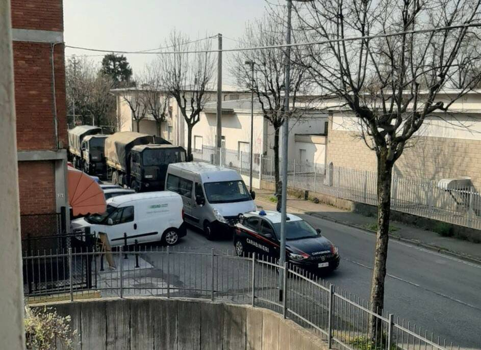 Esercito Ponte San Pietro