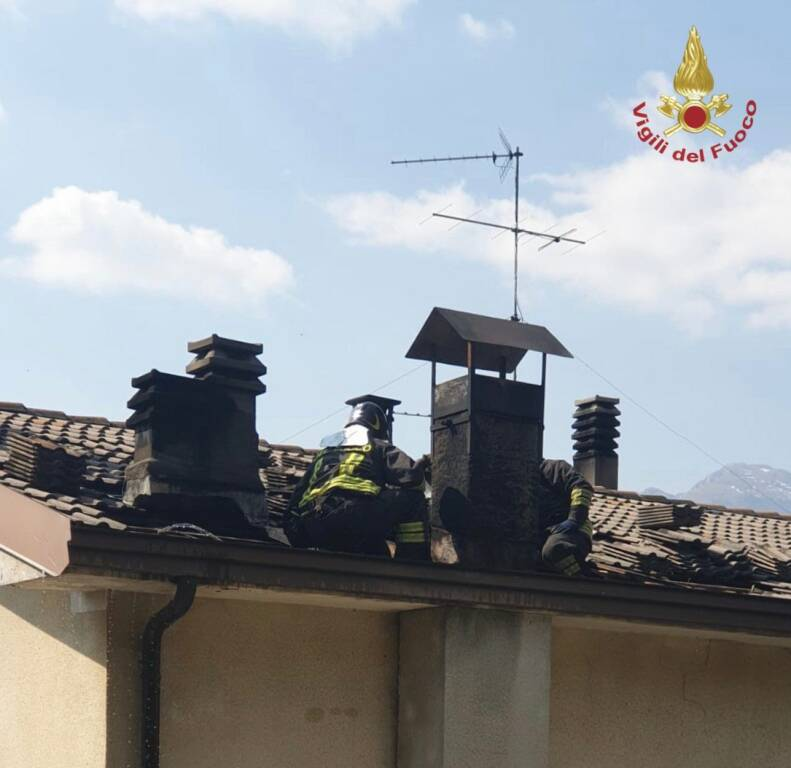 incendio Sant'Omobono