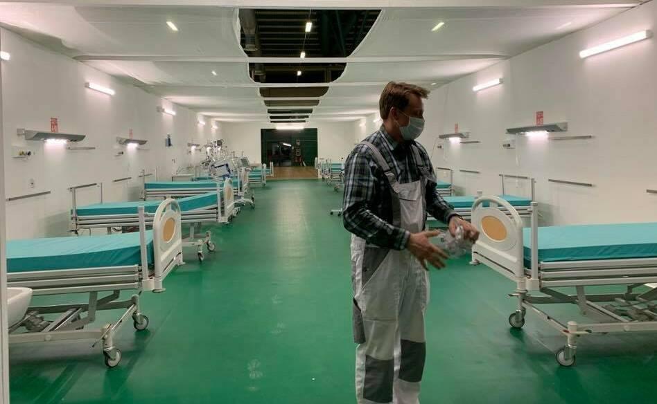 iene ospedale da campo