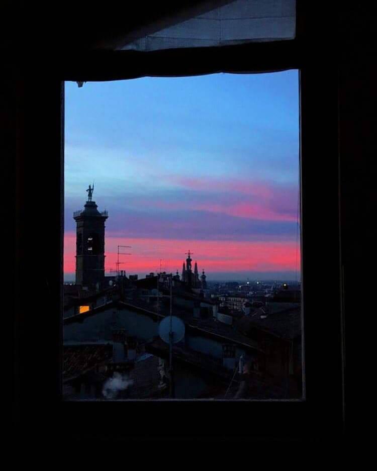 """""""La finestra sul cortile"""" degli studenti del liceo artistico"""