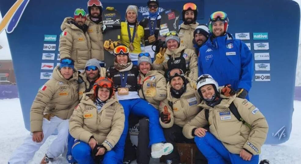 Nazionale Italiana Snowboard