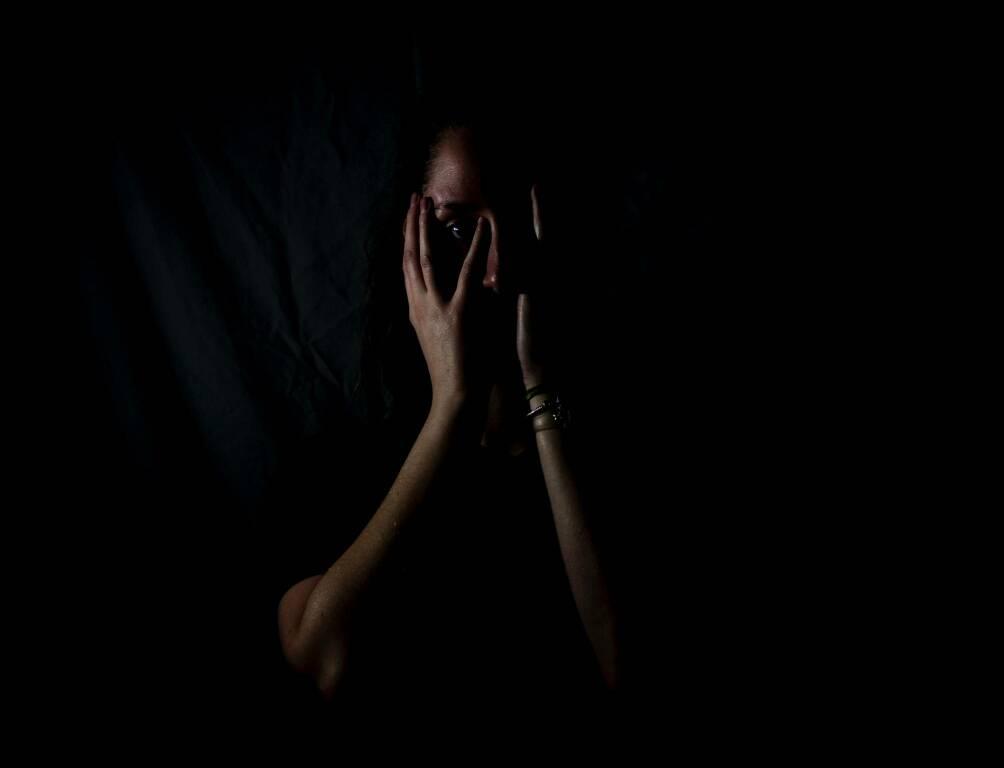 paura terrore (foto Melanie Wasser da Unsplash)