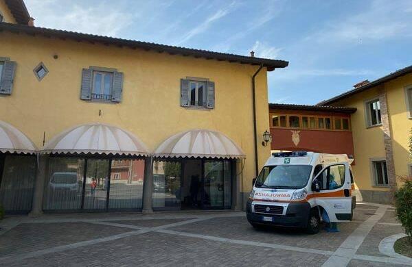 pazienti a La Muratella
