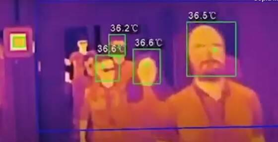 termoscanner fidelitas