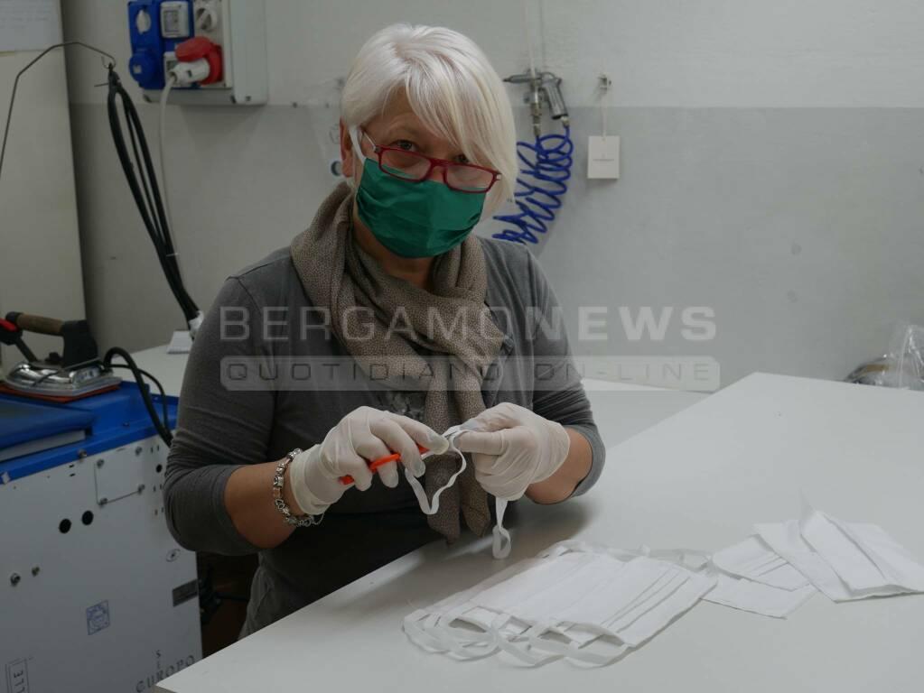tomè confezioni mascherine coronavirus