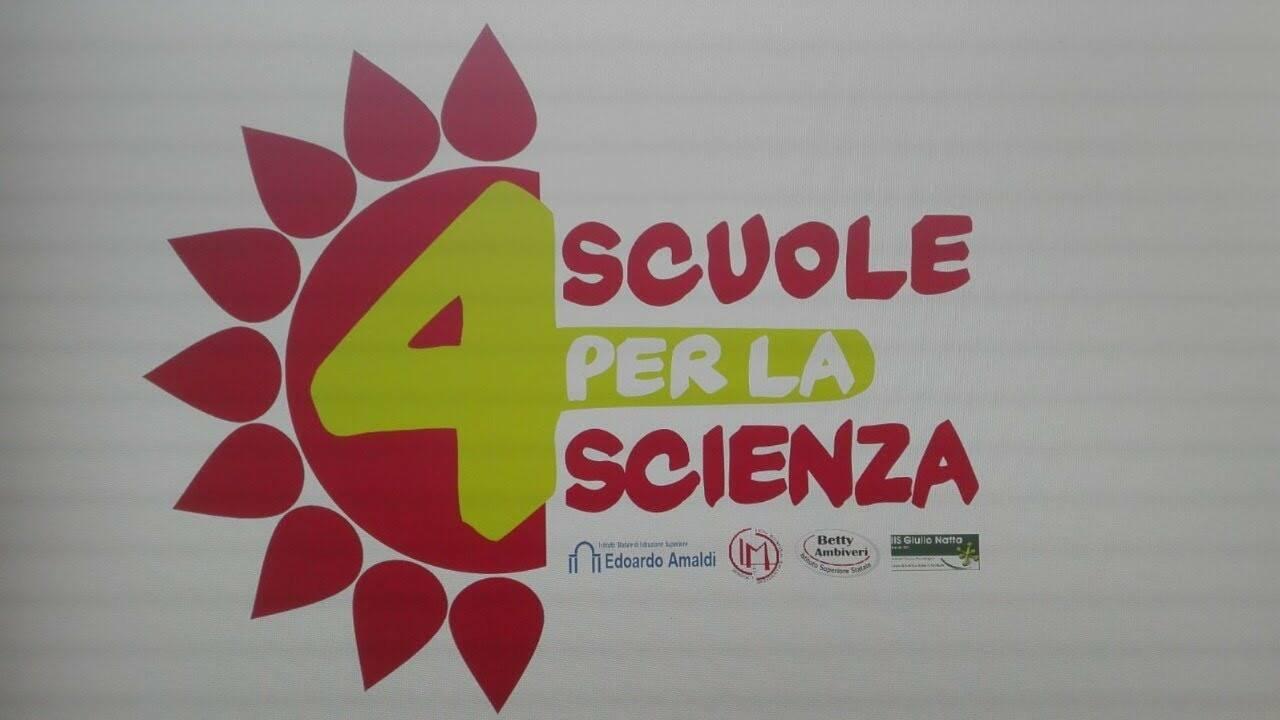 4 scuole per la scienza