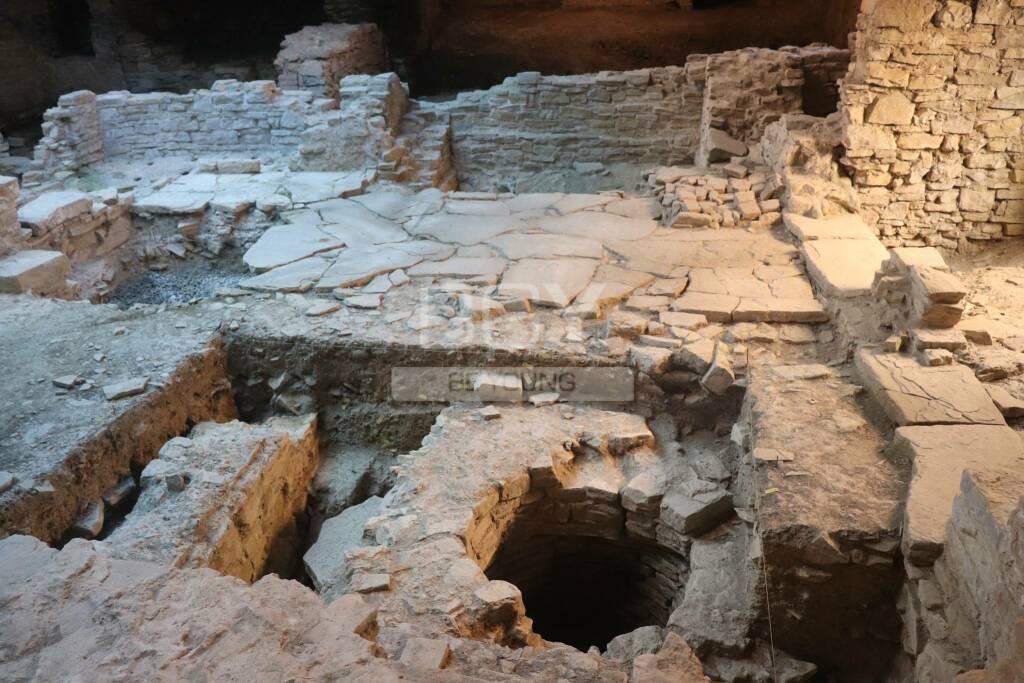 Area Archeologica Vicolo Aquila Nera