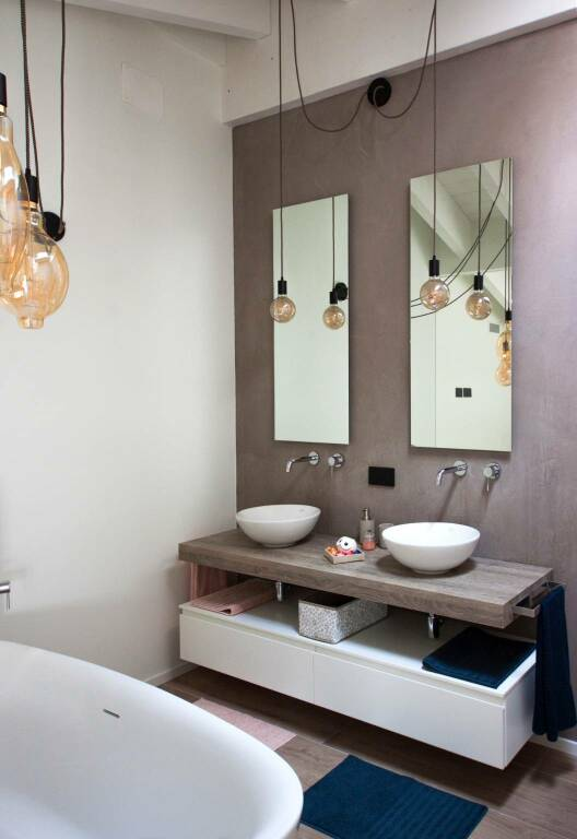 bagno laboratorio italiano design