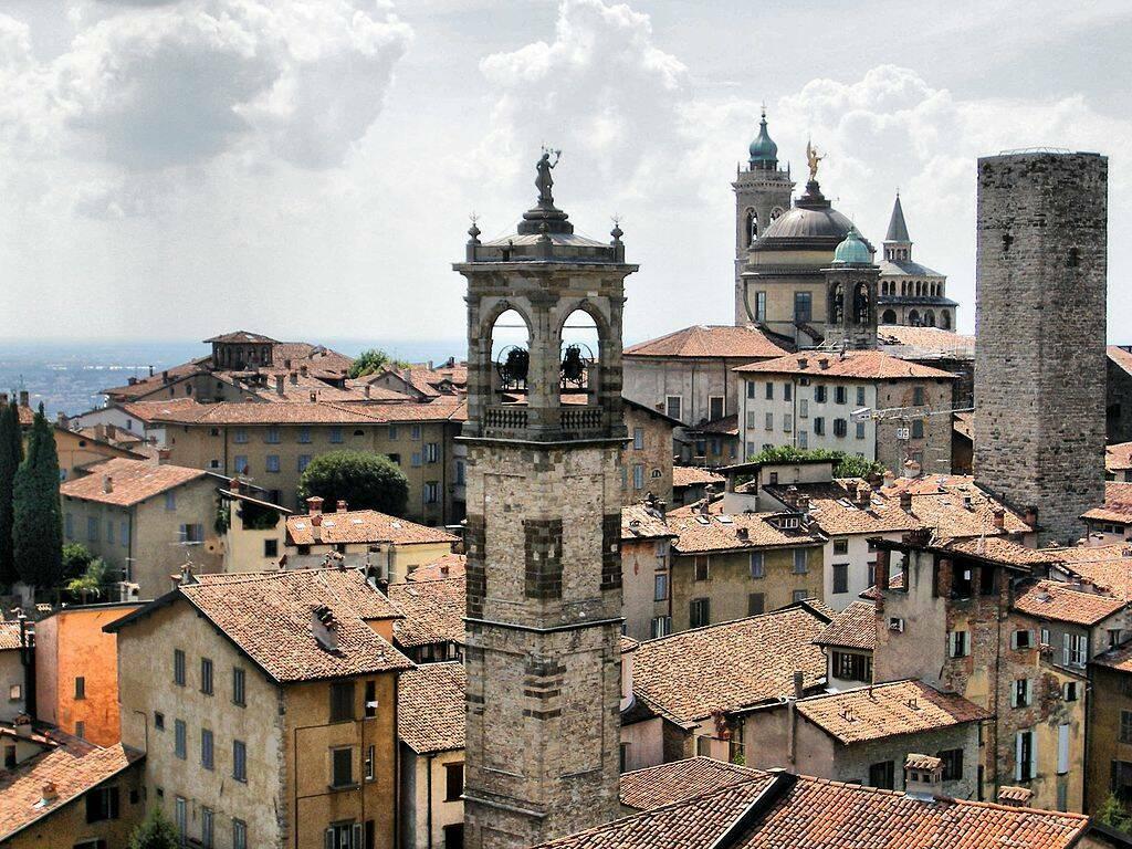 Bergamo,città alta