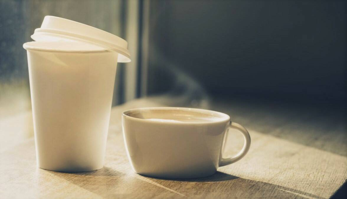 Caffè asporto