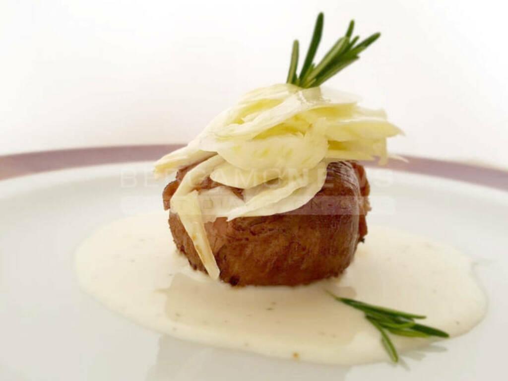 Un omaggio ai Bergamaschi dalo chef stellato Daniel facen