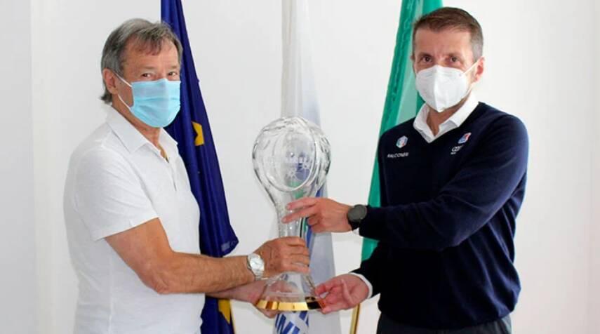 Cesare Pisoni - Coppa del Mondo per Nazioni