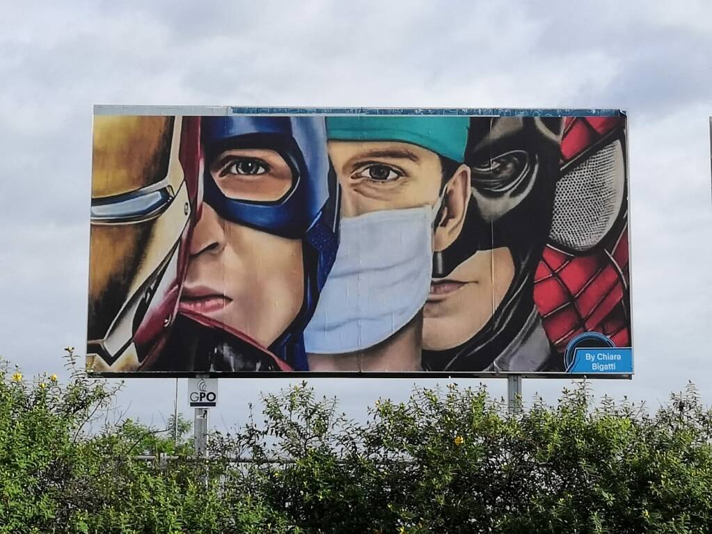 I veri Supereroi