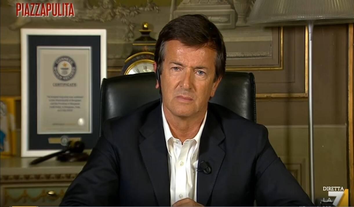 Giorgio Gori Piazzapulita