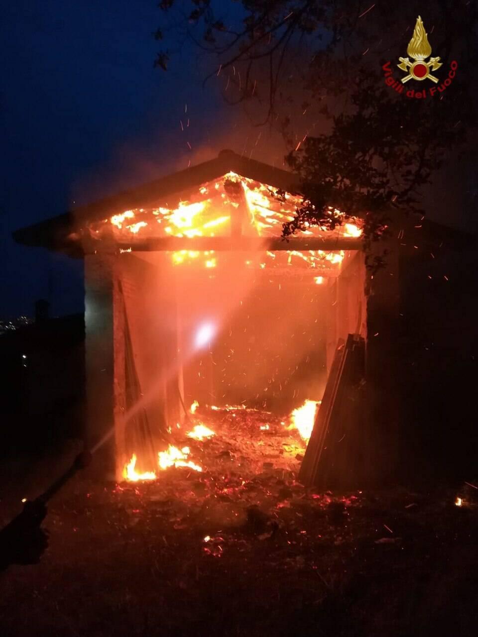 Incendio mozzo