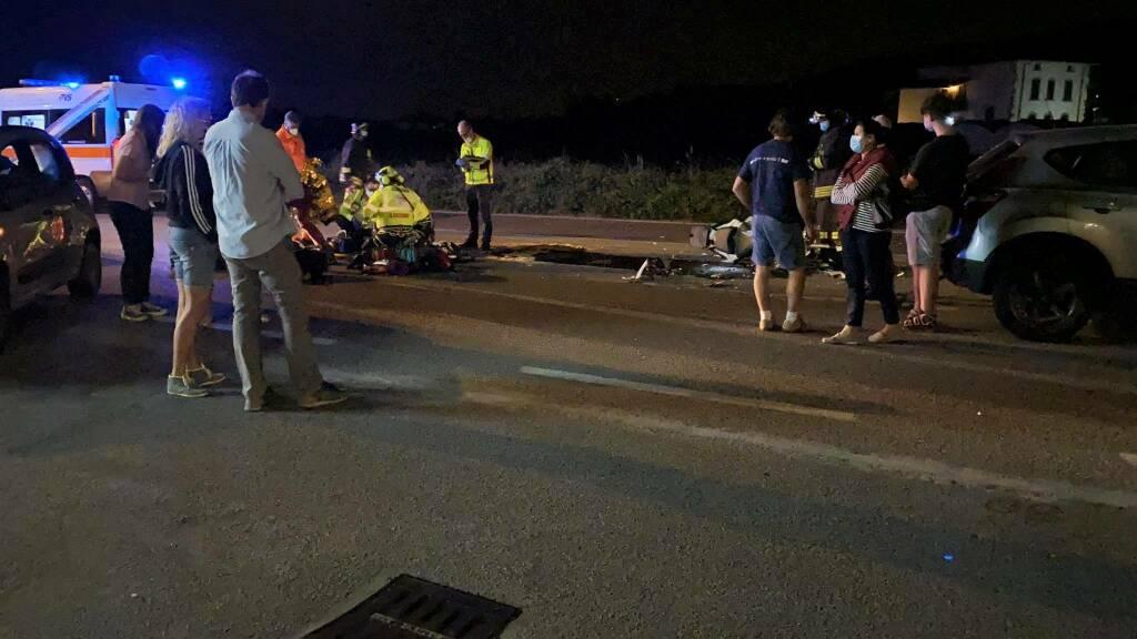 Incidente Mapello