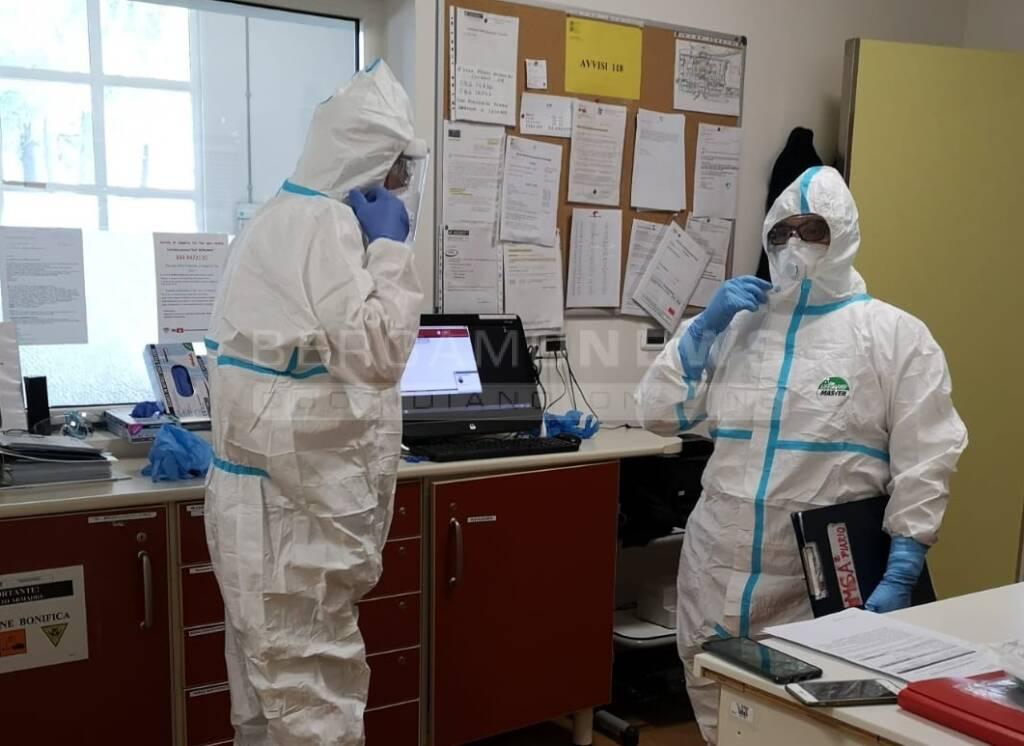 infermiera ospedale piario coronavirus barbara giudici