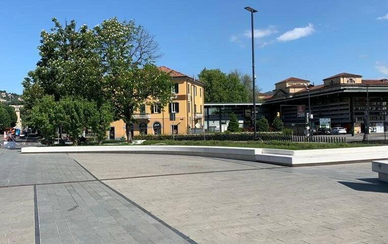 La Fase 2 alla stazione di Bergamo
