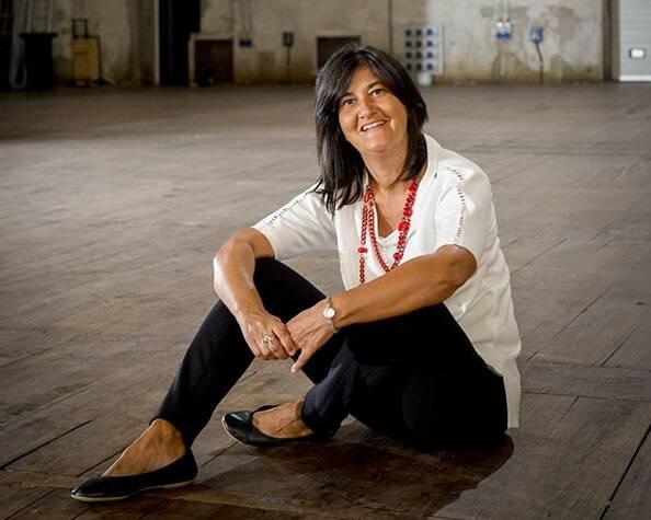 Maria Grazia Panigada (foto Gianfranco Rota)
