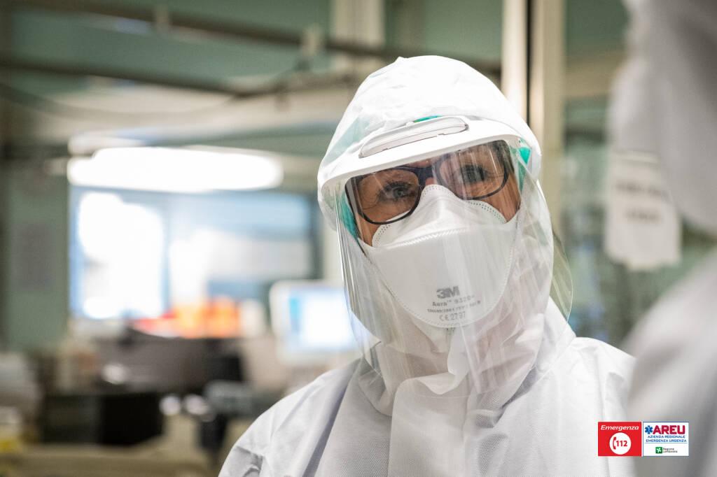 medico coronavirus foto Santimone