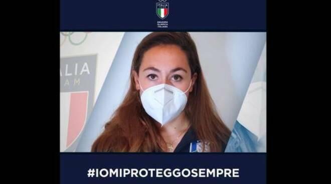 Sofia Goggia - #iomiproteggosempre