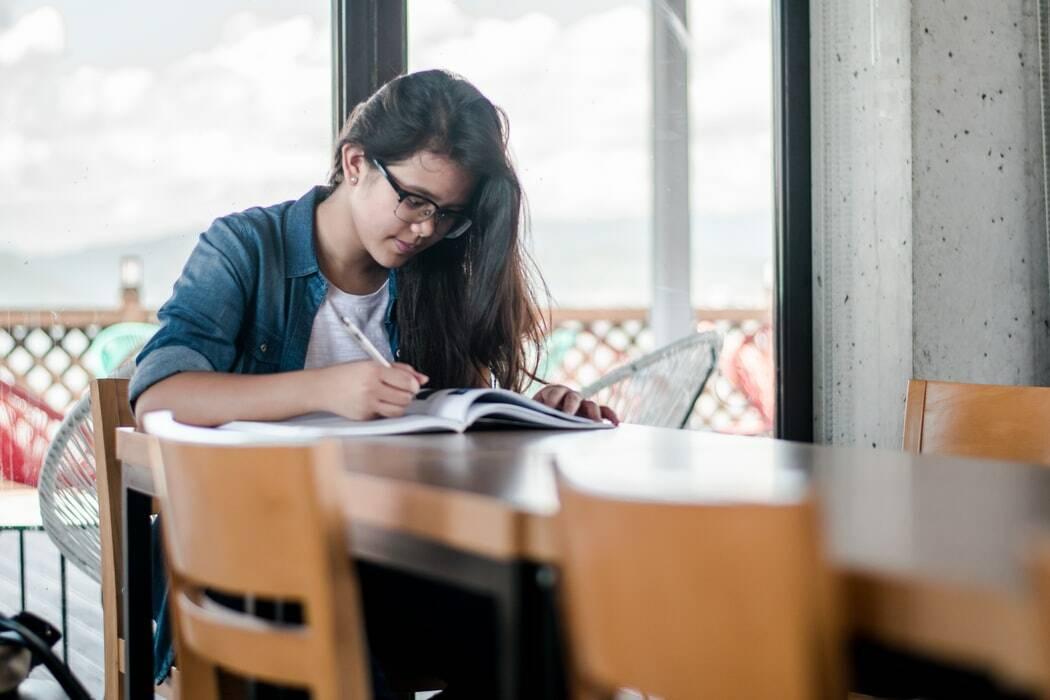 studente universitaria