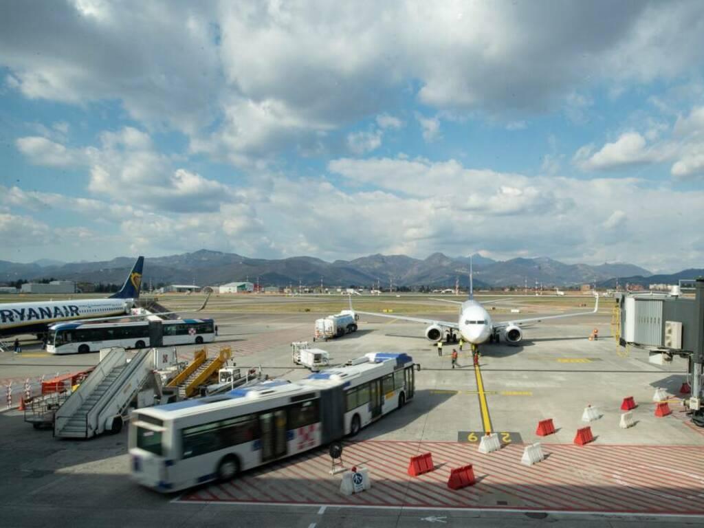 aeroporto bergamo caravaggio