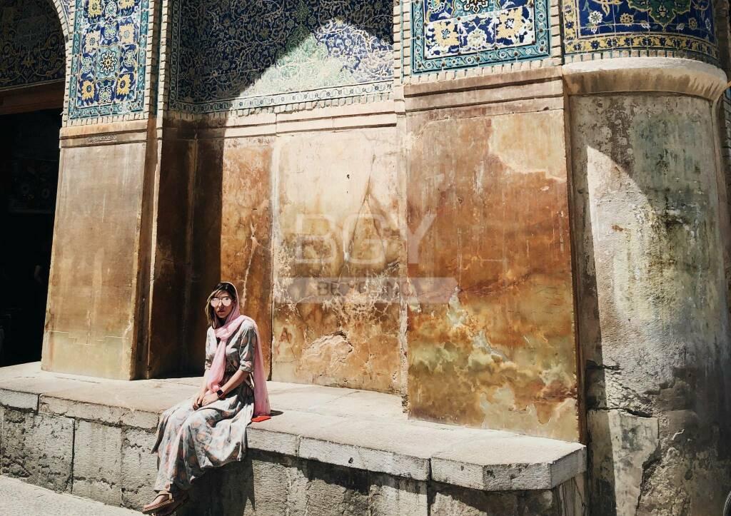 aisha iran