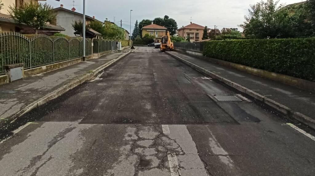 Asfalto Bonate Sopra