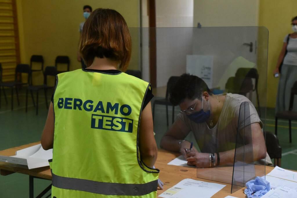 Bergamo, al via i test sierologici