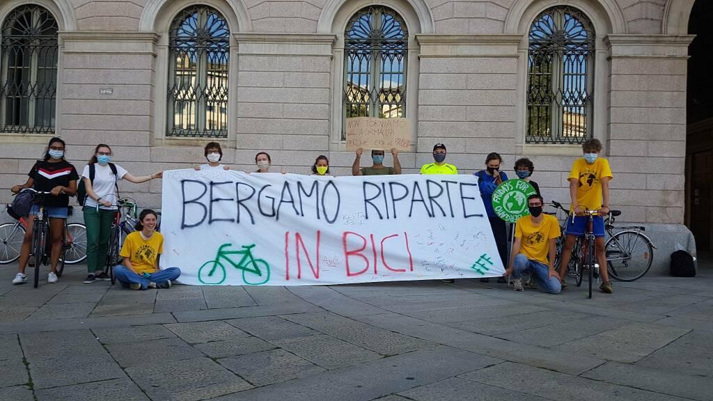 Bergamo Riparte in Bici
