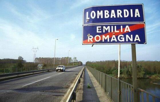 cartello lombardia emilia romagna