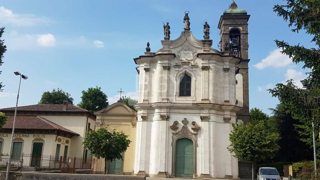 Chiesa dei Santi Fermo e Rustico in Sombreno